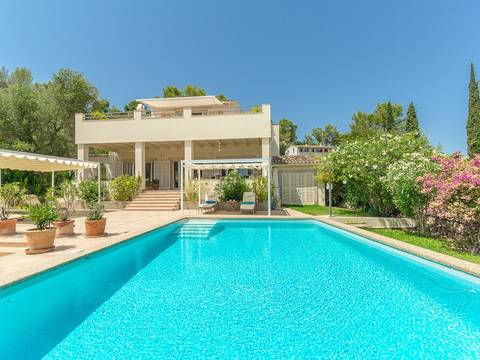 SWOPAL4647 House with finca feeling for sale in a privileged location in Palma