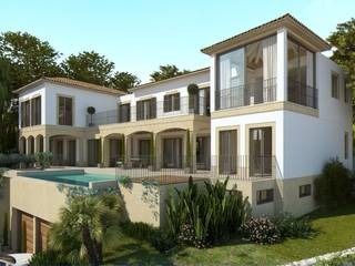Great opportunity to purchase an amazing villa in Bonanova