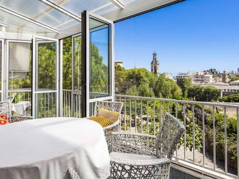 SWOPAL4995 Delightful 4 bedroom house available close to the centre of Palma