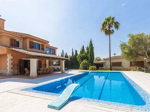 SWOPAL5100RENT Fantastic country house with large plot near Palma