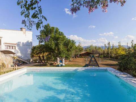SWOPAL5102 Country home for sale close to Palma with stable and large garden