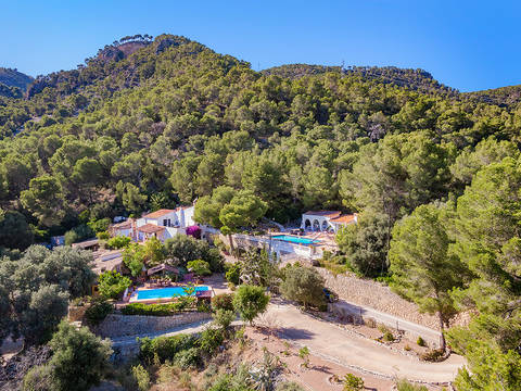 SWOPAL5156 Unique finca with guest accommodation and two pools in Gènova