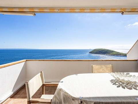 SWOPAN10151 Three bedroom duplex with panoramic sea views in Torrenova