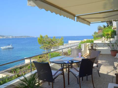 SWOPAN1403 Tastefully designed apartment for sale in Palmanova with stunning sea views