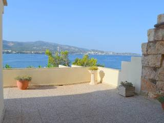 First line apartment for sale in Palmanova in a nice and quiet location