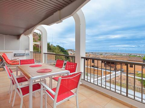 SWOPOR1515 Beautiful apartment for sale in Puerto Portals located in one of the best known communities