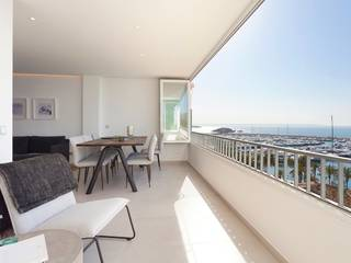 Enjoy the sea views from this exclusive apartment!