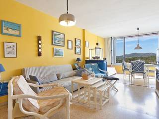 Apartment in first sea line in Puerto Portals