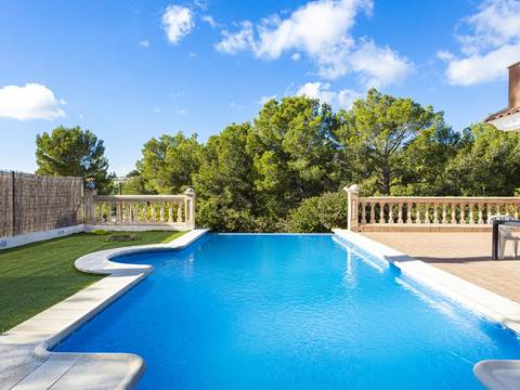 SWOPOR40132 Fantastic villa within walking distance of the beach in Portal Nous