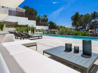 New State of The Art Design Villa in Portals Nous
