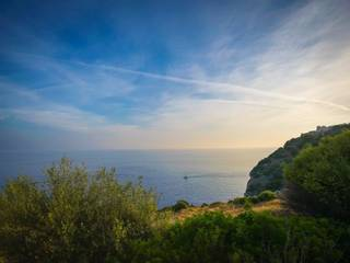 Large plot for sale in Puerto Andratx with sea views