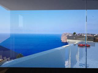 Plot on the hillside with stunning sea views in Port Andratx