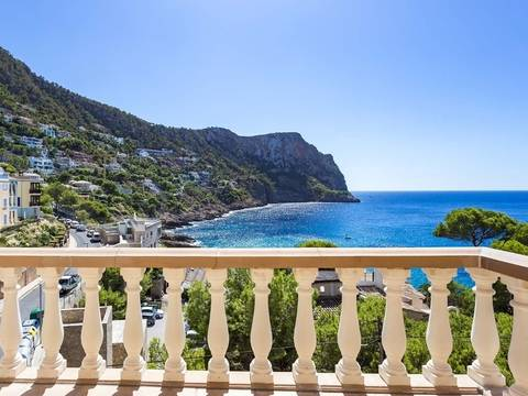 SWOPTA10075 Wonderful 2 bedroom apartment in Cala Llamp, Puerto Andratx