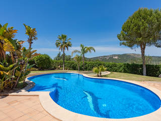 Magnificent 8 bedroom property with views of the marina in Puerto Andratx