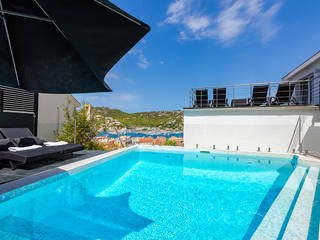 Stunning villa with elevator and unbeatable views of Puerto Andratx harbour