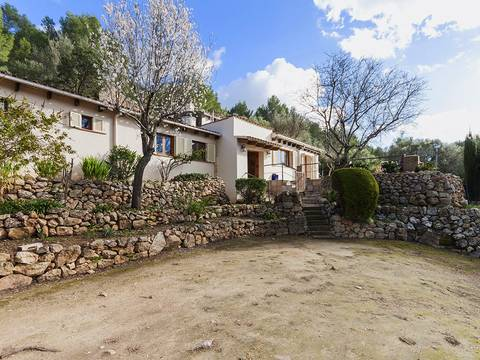 SWOPTA4277 House for sale in Andratx - with stunning mountain views