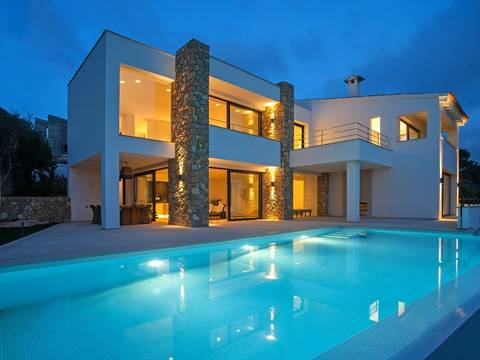 SWOPTA4447JF Superb villa for sale in Puerto Andratx with stunning sea views