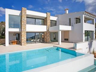 Superb villa for sale in Puerto Andratx with stunning sea views