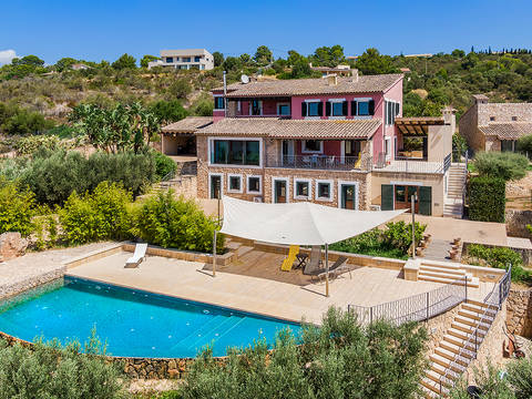 SWOPUN5158 Country property with holiday rental license, just 10 minutes from Palma