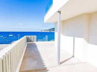 Penthouse apartment with extraordinary sea view in Sant Elm, Andratx