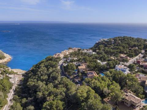 SWOSDM0215 Building plot with panoramic views in a sought after location in Sol de Mallorca