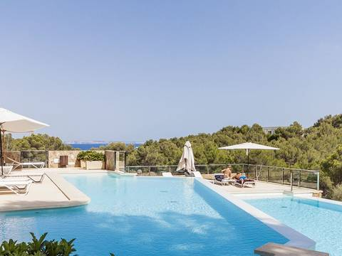 SWOSDM1591 Apartment in tranquil surroundings for sale in Sol de Mallorca