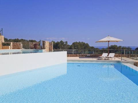 SWOSDM1619 Beautiful garden apartment for sale in Sol de Mallorca