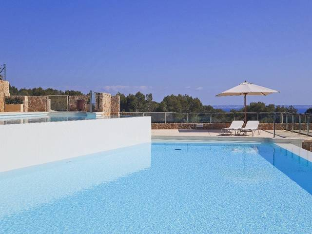 Beautiful garden apartment for sale in Sol de Mallorca