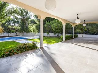Spacious villa with easy maintained garden and heated pool to enjoy in Sol de Mallorca
