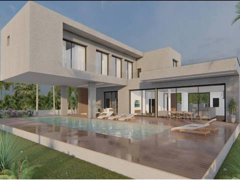 SWOSDM40165 Luxury modern villa in the sought-after area of Sol de Mallorca