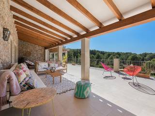 Luxury Mallorcan finca with cutting edge design and features in Sol de Mallorca