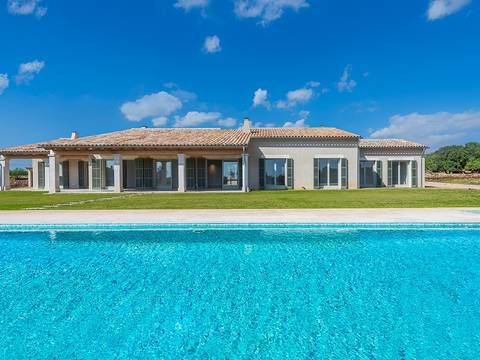 SWOSES5135CAD Newly constructed and luxurious 4 bedroom villa in Ses Salines
