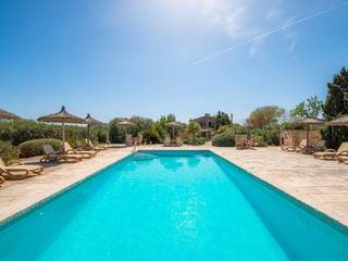 Restored boutique-hotel with pool in Ses Salines