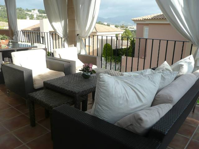 House for sale in Son Vida, Palma in a quiet and peaceful location