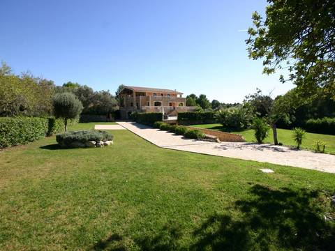 SWOSTM5093 Elegant country house for sale in Santa Maria with spectacular views