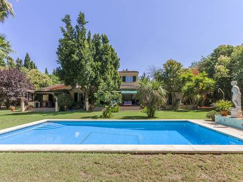 SWOSTM5124 Magnificent country estate with holiday rental license in Santa Maria