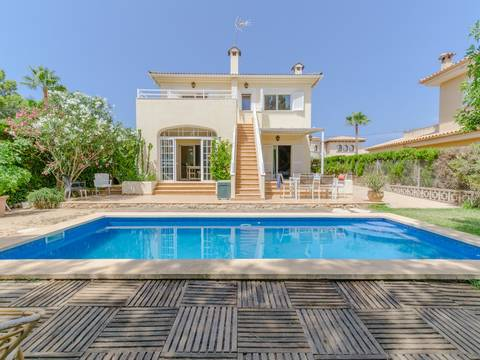 SWOTOR4651 Beautiful house with private garden and pool in quiet residential area of El Toro