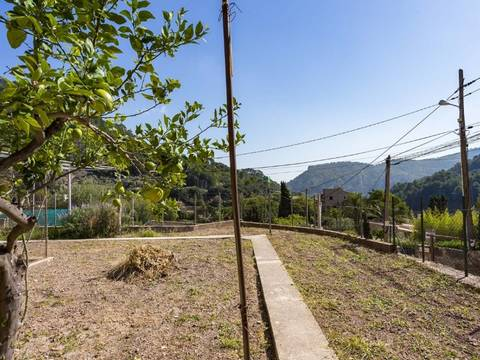SWOVAL2175 Plot overlooking the valley in Valldemossa