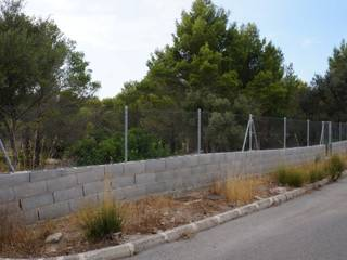 Plot for sale with possibility to build in George Sand
